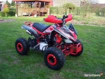 Atv Nou Kxd 125Cc Raptor Ultra # # Capacitate Motor 125 #