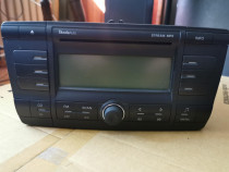 Skoda Stream MP3 Radio Original OEM Octavia 2