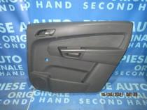 Tapiterie Opel Zafira B 2005 (portiere spate)