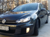 VW Golf 6 gtd dsg 170 cp