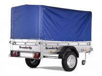 Remorca Brenderup cu prelata 750 kg
