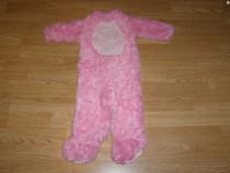 Costum serbare iepure iepuras pentru copii de 1-2 ani