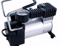 Compresor aer cu manomentru mecanic 12V 10bari