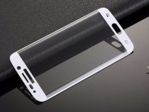 Samsung S6 Edge - Folie Sticla Securizata Curbata Full
