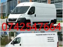 Transport marfa mobila mutari de locuințe etc