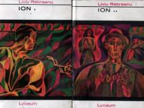 Ion de Liviu Rebreanu (2 vol.)
