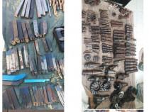 Piese accesorii pentru strunguri, diferite produse