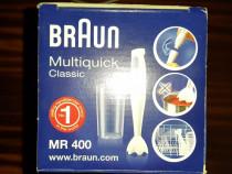 Mixer vertical braun multiquick mr400