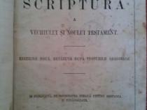 Sfânta scriptură a vechiului si noului testament 1874