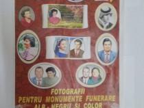 Foto ceramica Iasi - fotografii monumente funerare