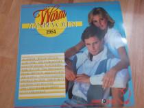 Vinil-various – warm aanbevolen 1984