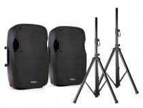 Sistem audio Ibiza Sound XTK8, 2X200W