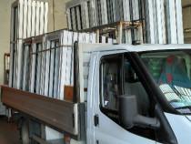 Transport Tâmplărie PVC (termopane)