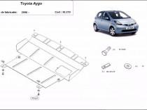 Scut motor metalic Toyota Aygo dupa 2006