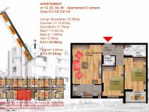 Apartament 3 camere Berceni - Aproape metrou