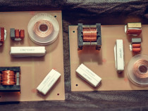 Filtre (Audio) Boxe RCF 500w (monacor,p-audio.dynacord)