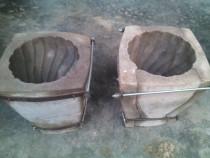Forme de confectionat Ghiveci ( vaze) din beton