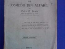 Christos si morale vs. Comedii din altare - Petre B. Bratu