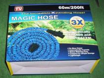 Furtun Magic Hose extensibil 22m sau 45 m nou cu accesorii