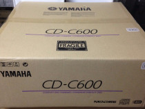 CD Changer cu 5 discuri Yamaha CD-C600, nou, sigilat