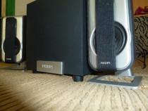 Sistem audio 2.1 Philips SPA3300