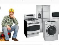 Reparatii masini de spalat rufe, vase,uscatoare