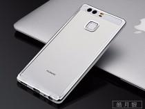 Husa Silicon Auriu/Argintiu/Rose Gold Huawei P9/P9 Lite