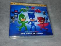 Eroi in pijama - PJ Masks - colectie 50 episoade dublate rom