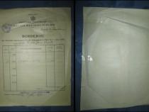 Act vechi-Borderou Inzestrarea Tarii 1934