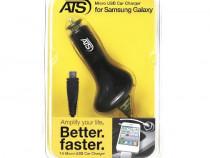 Incarcator auto Samsung ATS micro USB / 5.0V , 1A
