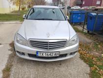 Capota portbagaj dezechipata Mercedes C220 W204
