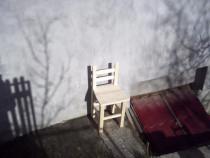 Scaun cu spatar