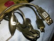 Cablu de date si casti Mini N98+