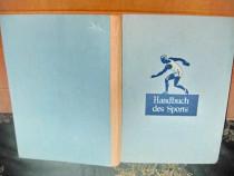 6284-Ghidul Sporturilor Germania 1932 cu aptibilde vechi.