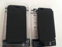 Husa flip tip carte iphone 6/6s nou nouta,calitate