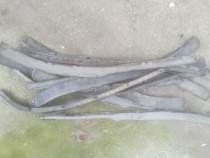 Extensii - spoiler sub bara opel astra g