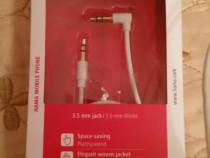 Cablu audio cu mufa Jack to Jack