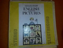 5 discuri vinil 33 disc mare English Trough Pictures