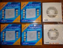-55 % Reducere 12 Ventilatoare+Temporizare EV 100/T Home.NOI