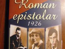 Roman epistolar 1926 - Rilke, Tvetaieva, Pasternak (2006)
