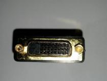Adaptor HDMI tata la DVI mama
