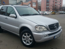 Mercedes ML400Cdi Variante