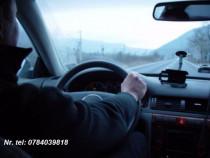 Cautam soferi cu masina personala pentru colaborare cu Uber
