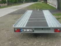 Inchirez Trailer auto platforma