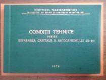 Repararea capitala a autocamionului SR 113 / C9P