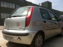 Dezmembrez Fiat Punto 1,2 SX, fabricatie 2001