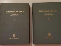Terapeutica Medicala,C.C.Dimitriu vol.1-2, 1961