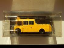 Macheta autobuz interventii CMB cu directie pe roti in ambal