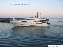 Cursuri permis barca clasa D (ape interioarte)