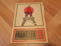 Manual de limba franceza- manual cl XII